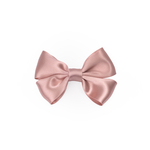 Rose Double Satin Bow